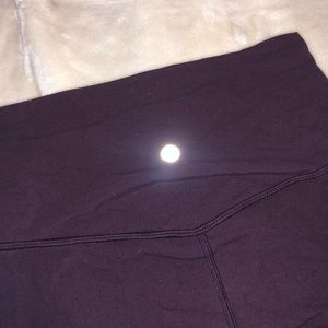 Dark purple lululemon